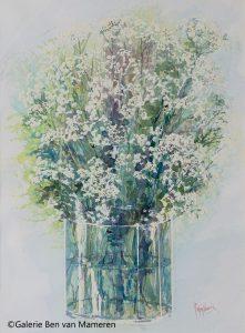 Vaas bloemen