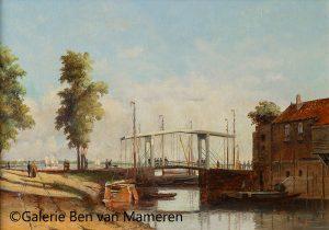 Brug Oude Haven Tiel