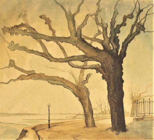 Tolhuiswal Tiel 1942